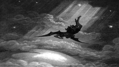 night devil satan gustave dore paradise lost john milton_www.wall321.com_67